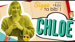 Signe ta bib #8Chloé