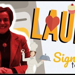 Signe ta bib' #9Laure