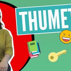 Signe ta bib'! #27 –Thumette